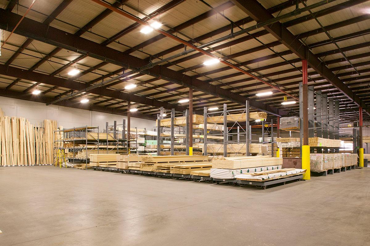 Millwork Teague Lumber Company